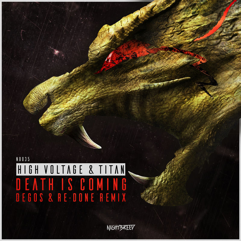 Death is Coming (Degos & Re-Done Remix Radio Edit)