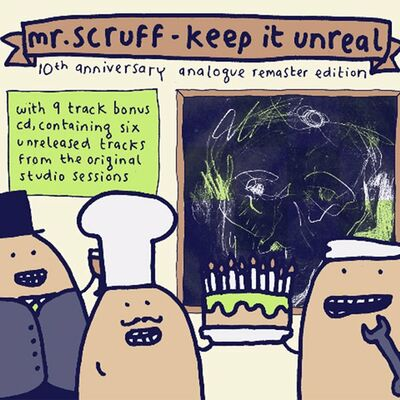 So Long - Mr. Scruff