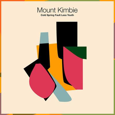 Home Recording - Mount Kimbie