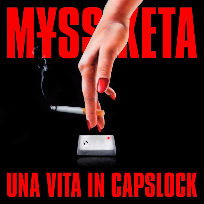 UNA VITA IN CAPSLOCK