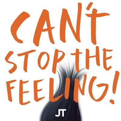 CAN'T STOP THE FEELING! (Original Song from DreamWorks Animation's