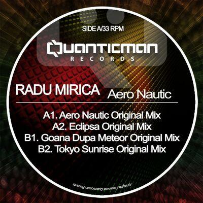 Aero Nautic (Original Mix) - Radu Mirica