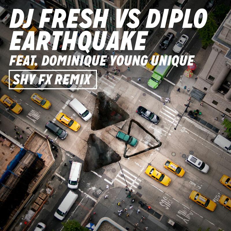 Earthquake (Shy FX Remix)