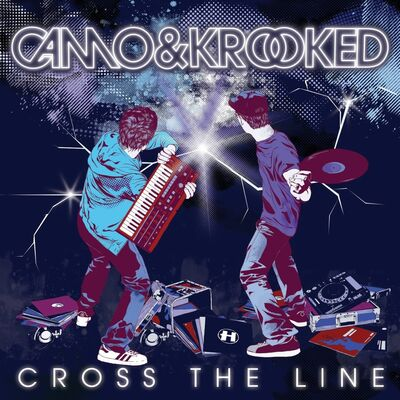 Cross the Line - Camo & Krooked