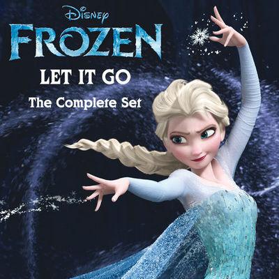 Let It Go (English Version) - Idina Menzel