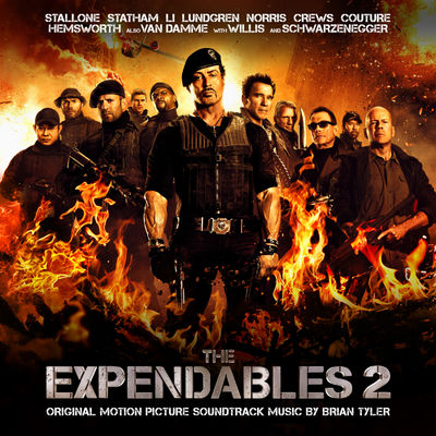 The Expendables Return - Brian Tyler