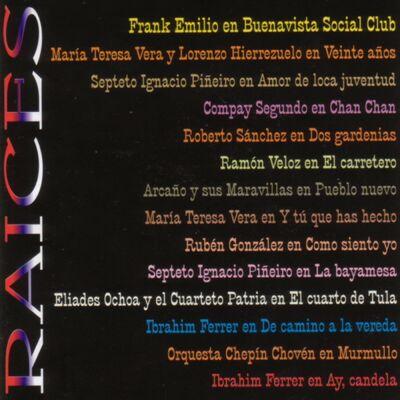 Ay, Candela - Ibrahim Ferrer & Los Bocucos