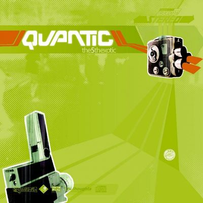 Time Is the Enemy - Quantic
