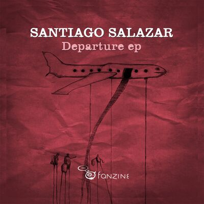 Turbulence (50ml Mix) - Santiago Salazar