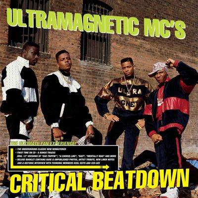 Ego Trippin' (Original 12 Version) - Ultramagnetic Mcs