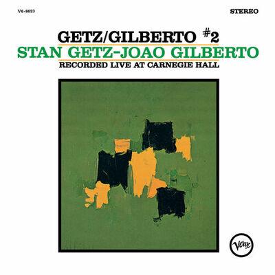 Samba Da Minha Terra (Live At Carnegie Hall/1964) - Stan Getz