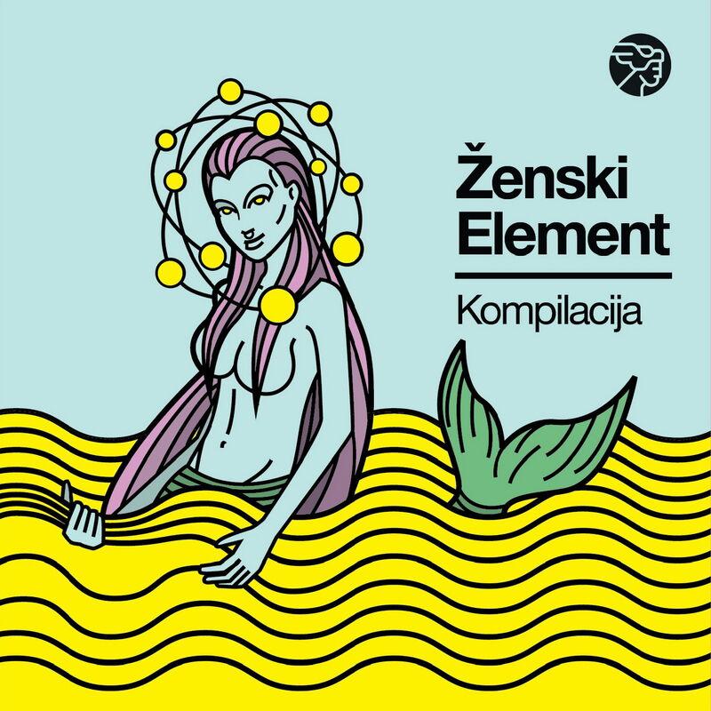 Ženski element - Mikser kompilacija
