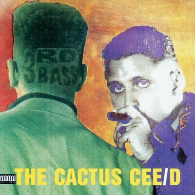 The Gas Face - 3rd Bass