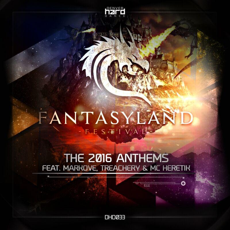 Fantasyland: The 2016 Anthems