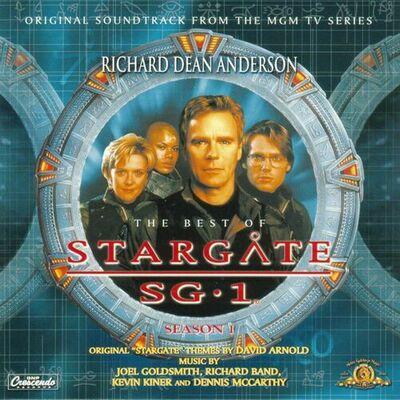 Stargate Sg-1: Main Title - Original Soundtrack