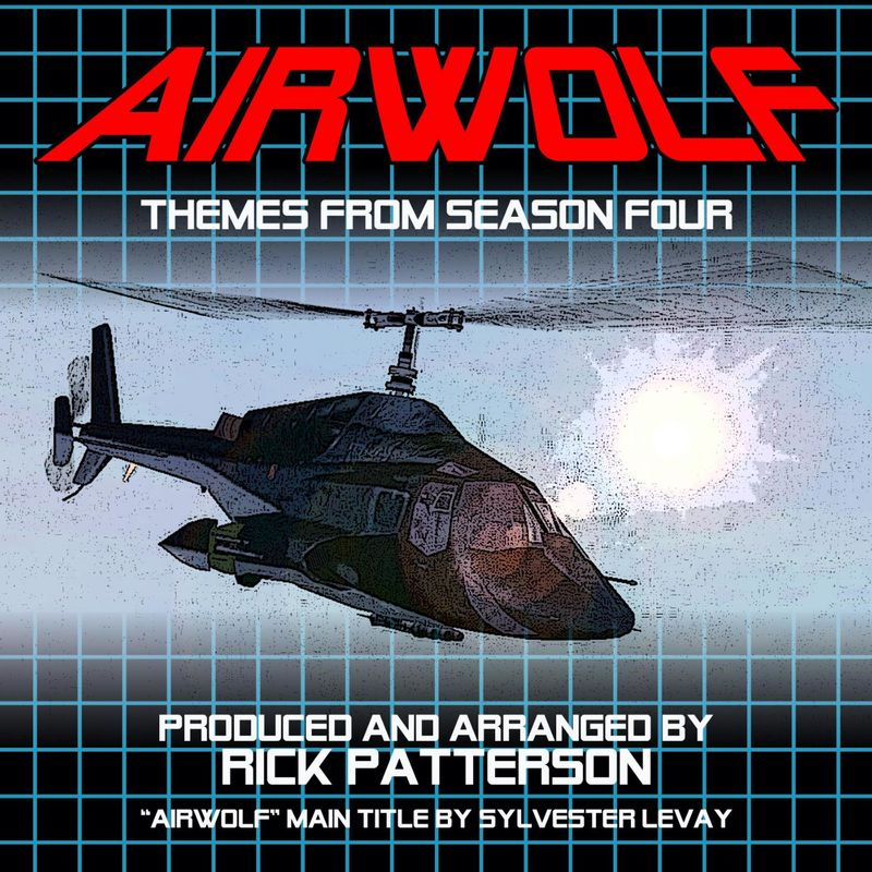 Airwolf: Themes from Season Four
