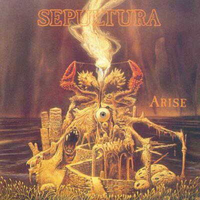Arise (Reissue) - Sepultura