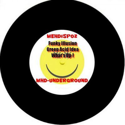 Funky Illusion - Mehdispoz