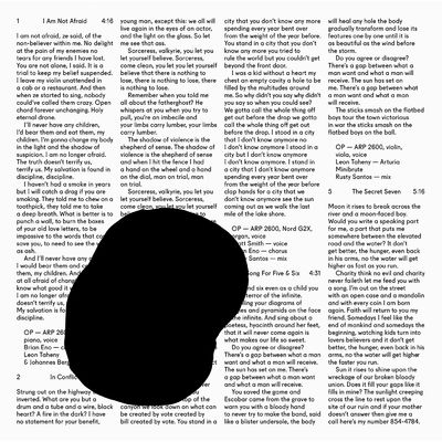 I Am Not Afraid - Owen Pallett