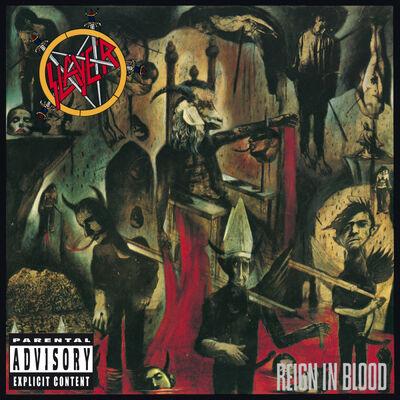 Raining Blood - Slayer