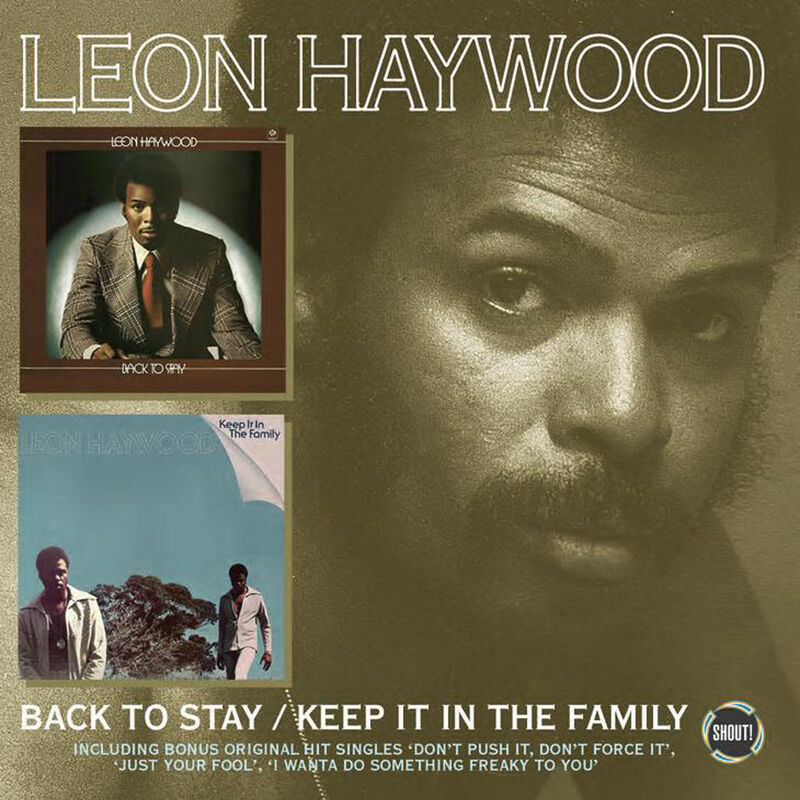 Back To Stay + Keep It In The Family (2 Albums On 1 + Bonus Tracks)