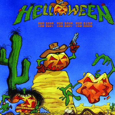 I Want Out - Helloween