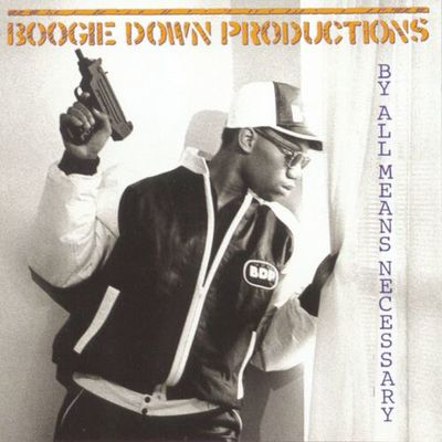 I'm Still #1 - Boogie Down Productions