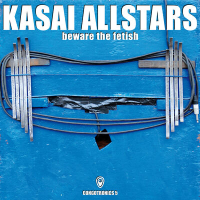 The Ploughman (Le Laboureur) - Kasai Allstars feat. Congotronics vs Rockers