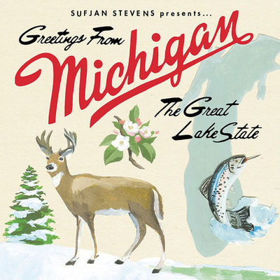 Oh God Where Are You Now? (In Pickerel Lake? Pigeon? Marquette? Mackinaw?) - Sufjan Stevens