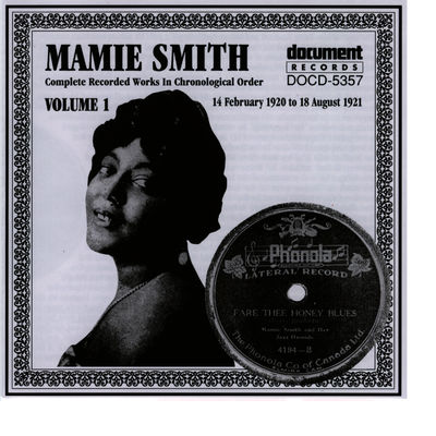 Crazy Blues - Mamie Smith