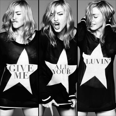 Give Me All Your Luvin' - Madonna