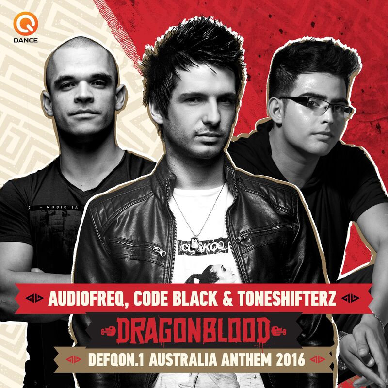 Dragonblood (Defqon.1 Australia Anthem 2016)
