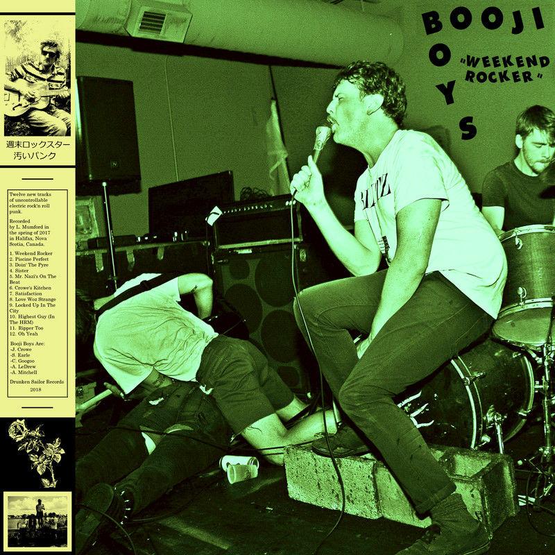 Weekend Rocker LP