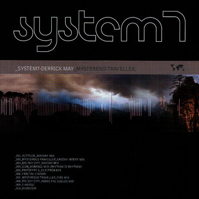 Big Sky City (Above the Clouds Mix) - System 7 / Derrick May