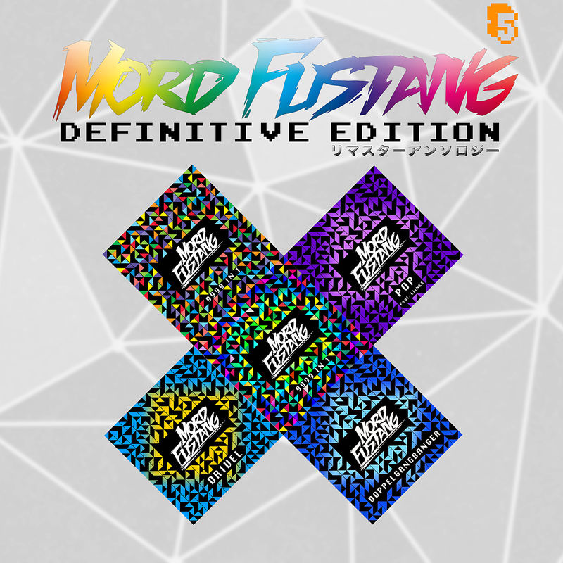 Mord Fustang Definitive Edition