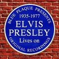 Blue Plaque Presents - Elvis Presley