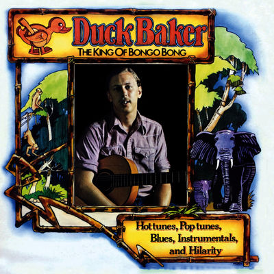 New Righteous Blues - Duck Baker