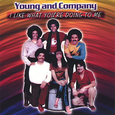 I Like What You're Doing to Me -12 Inch Version - Young and Company