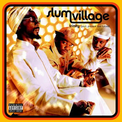 Tainted - Slum Village