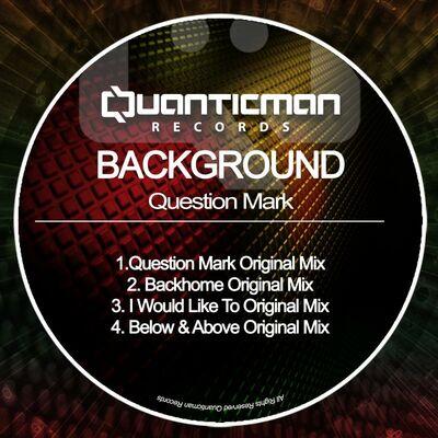 Question Mark (Original Mix) - Background