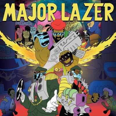 Watch Out For This (Bumaye) (feat. Busy Signal, The Flexican & FS Green) - Major Lazer