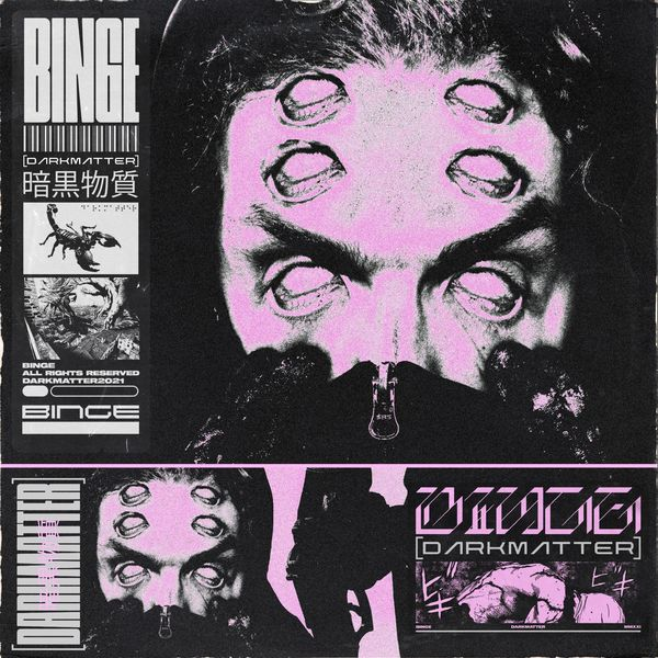 Darkmatter - Binge [single] (2021)