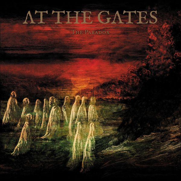At the Gates - The Fall into Time [single] (2021)