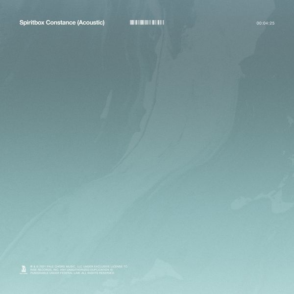 Spiritbox - Constance (Acoustic) [single] (2021)