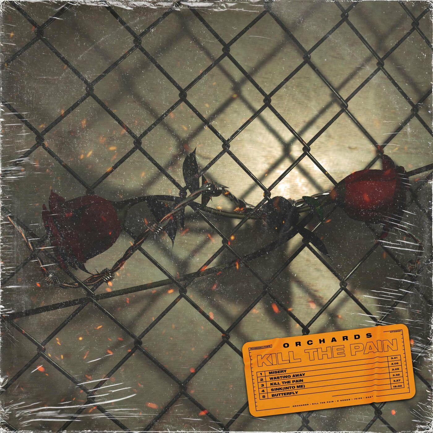 Orchards - Kill The Pain [single] (2021)