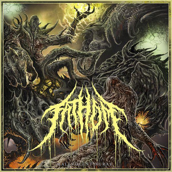 Fathom - Malevolent Auras [EP] (2021)