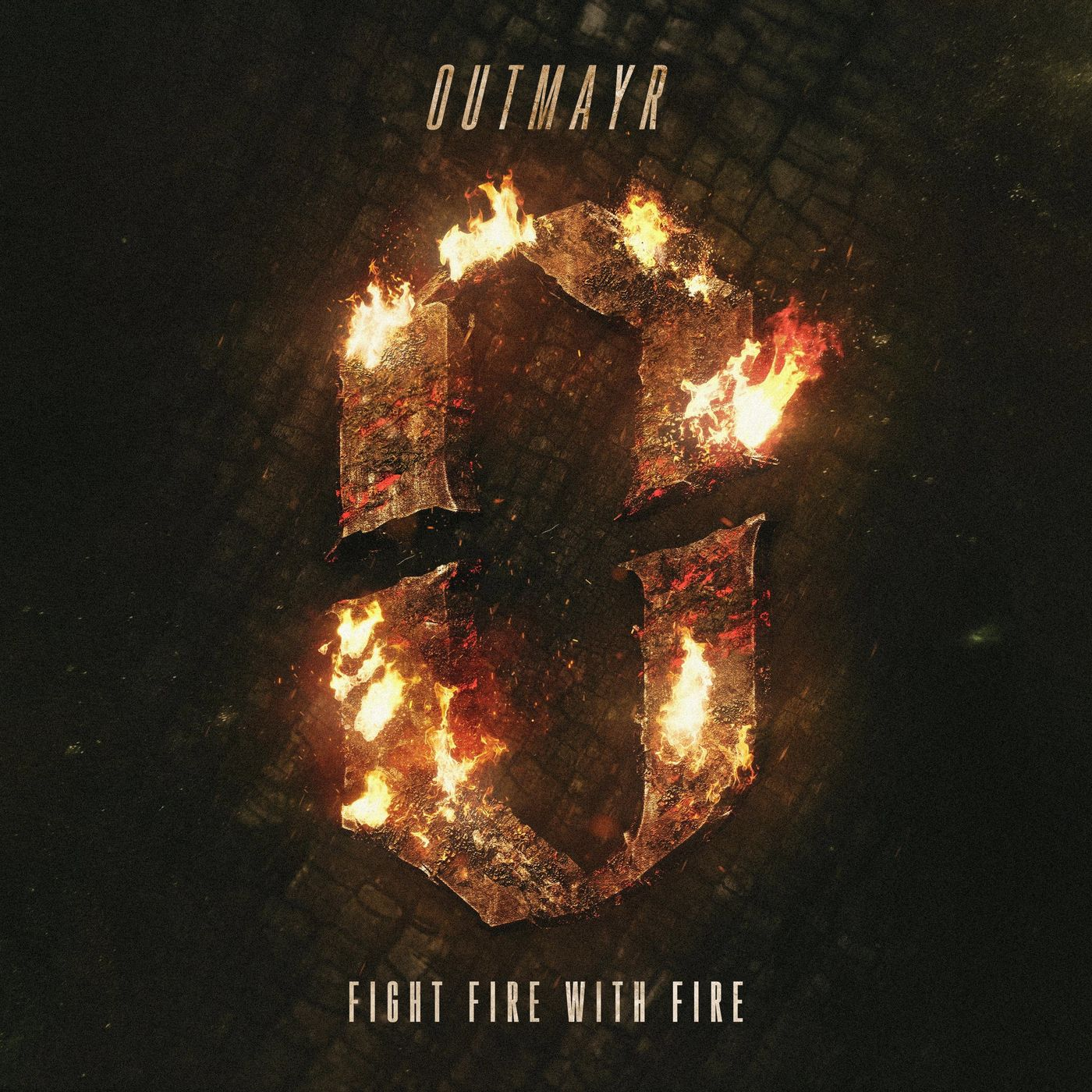 Outmayr - Fight Fire with Fire [single] (2021)