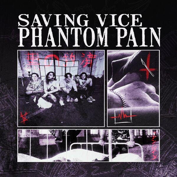 Saving Vice - Phantom Pain [single] (2021)