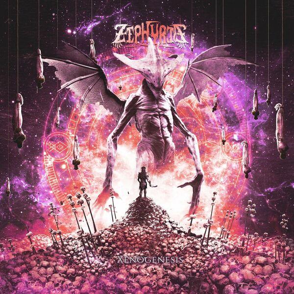 Zephyria - Xenogenesis [EP] (2021)