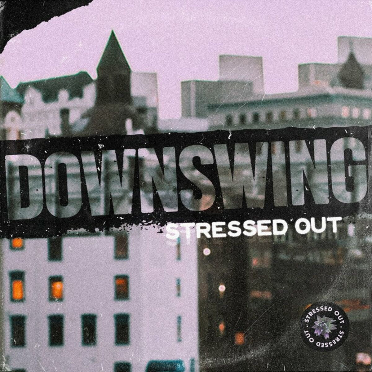Downswing - Stressed [single] (2021)
